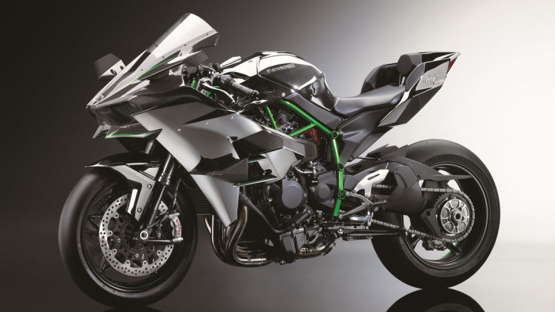 Here At Cycle City Hawaii We Know That The 300 Hp Kawasaki Ninja H2R Is A Monster One Of Most Powerful Motorcycles Ever Created