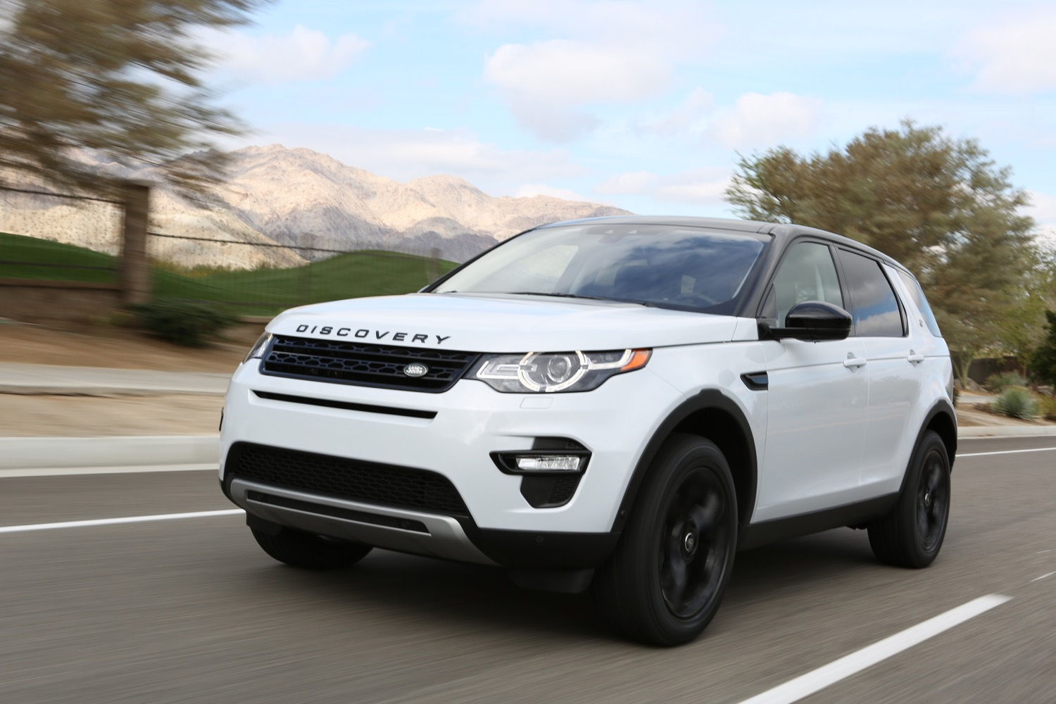 naples luxury imports 2016 land rover discovery sport. Black Bedroom Furniture Sets. Home Design Ideas