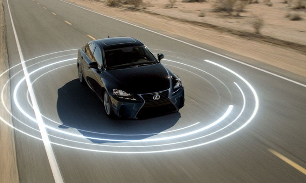 Hennessy Lexus Of Atlanta Exciting Technology Features