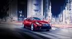 Lexus RC Prototype Hero