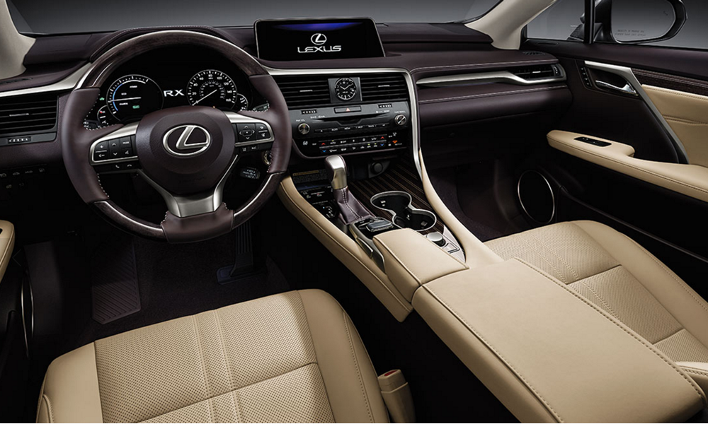 Motorworld Mileone Autogroup 2016 Lexus Rx Earns Spot