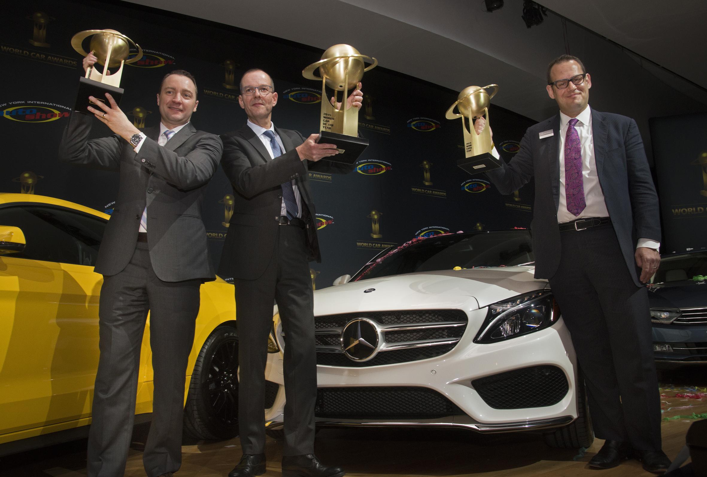 Mercedes Benz Dominates U0027World Car Of The Yearu0027 Awards