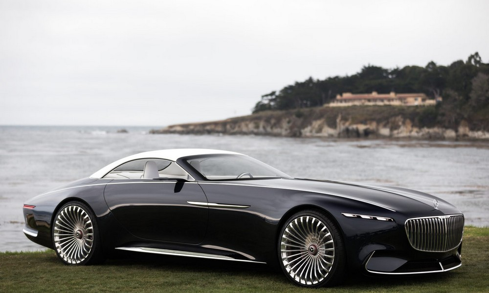 Mercedes benz of annapolis the vision mercedes maybach for Mercedes benz service annapolis md