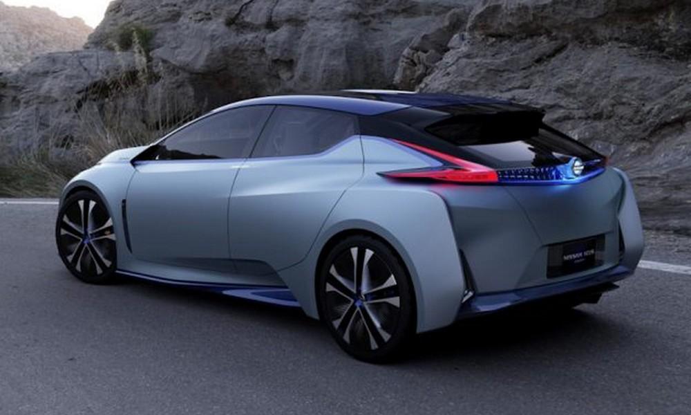 Hall Nissan Virginia Beach - 2018 Nissan LEAF® Set to Debut in September