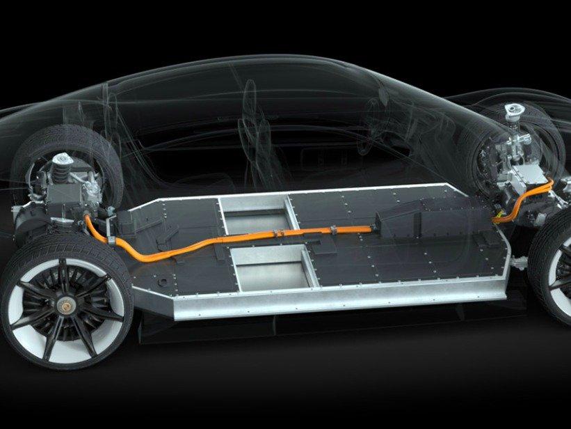Porsche St Louis Porsche Targets Tesla Takedown With All Electric Mission E