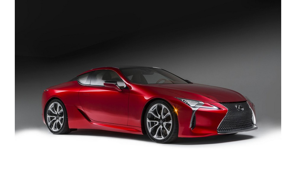 ... And Keen Eyed Lexus Enthusiasts Immediately Recognized The Source Of  Its Inspiration: The 2012 LF LC Concept. The LC 500 Excited Us At Jim Hudson  ...
