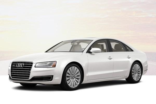 Summer of Audi A8