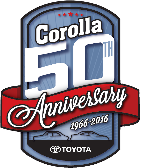 Dch Freehold Toyota Come Celebrate The 50th Anniversary Of The Toyota Corolla Today