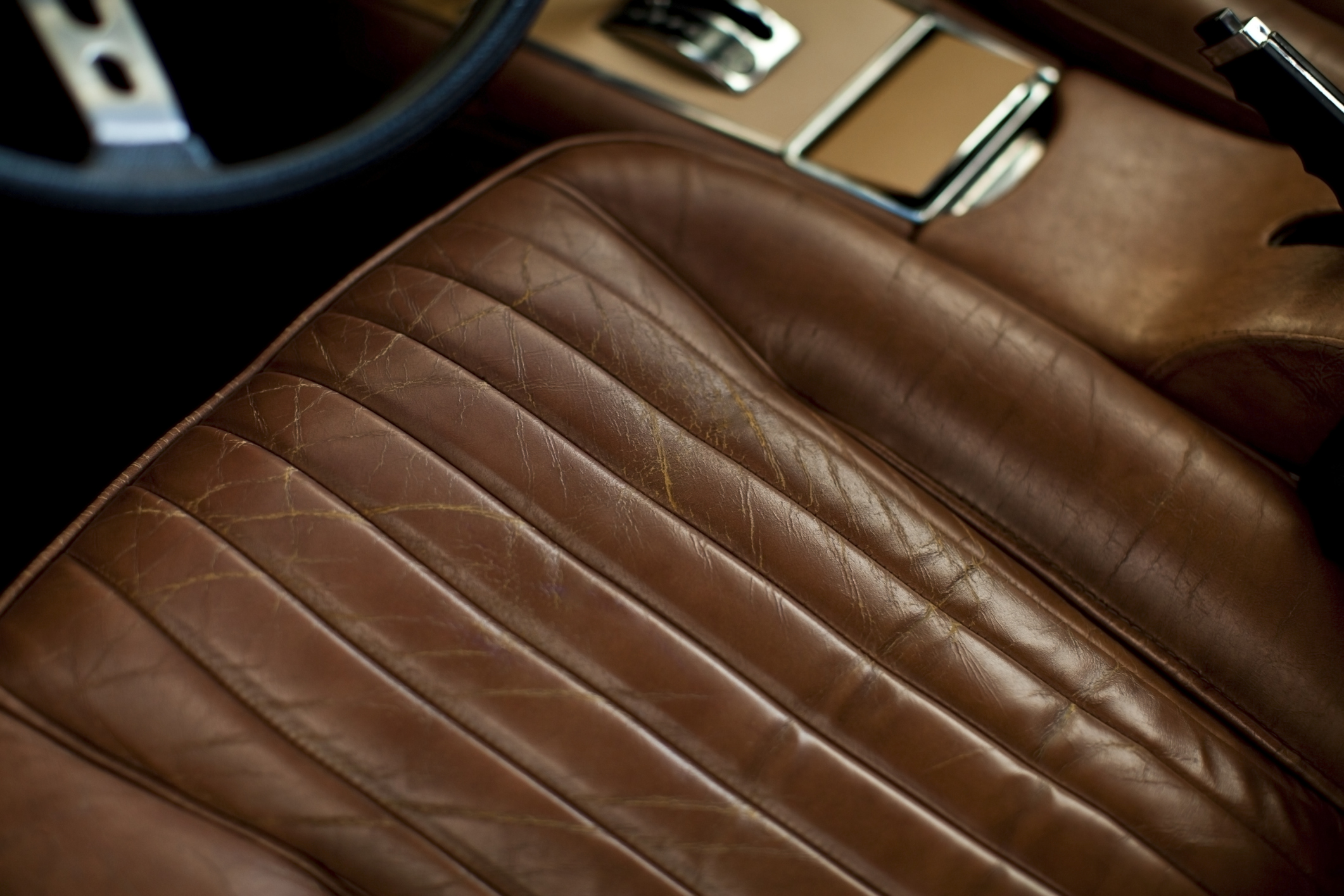 how to clean leather upholstery in your car
