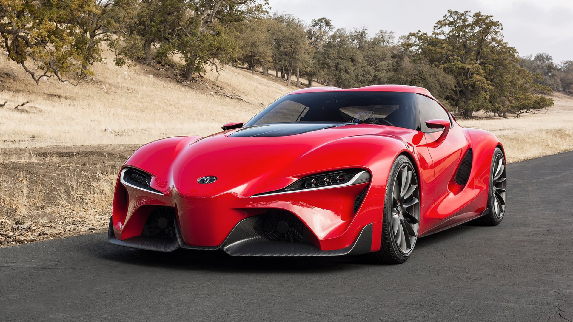 Toyota Is Always Innovating, And Fred Haas Toyota World Canu0027t Wait To See  The Next Generation Supercar Currently Under Discussion.