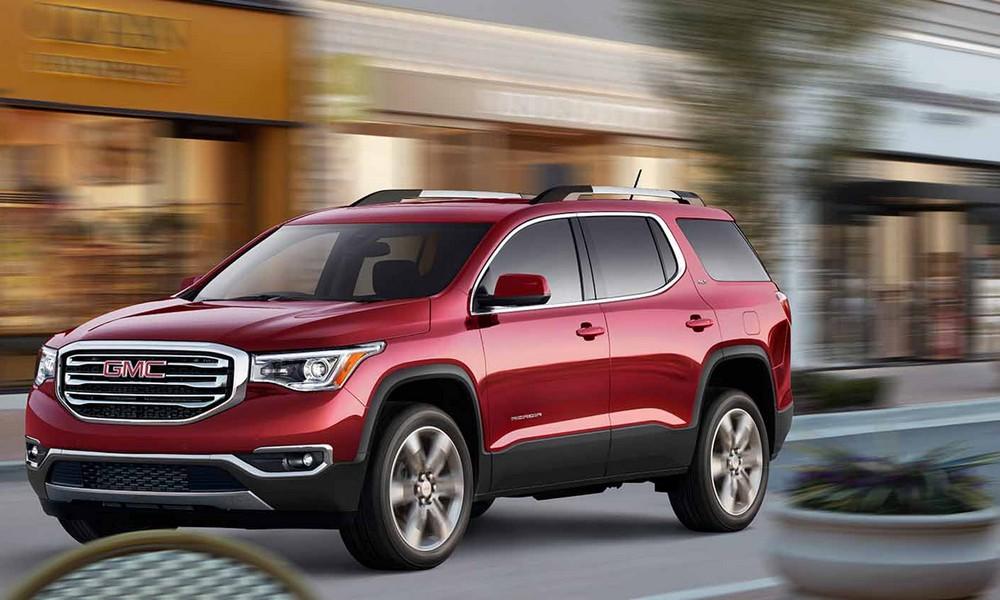 Shamaley Buick - GMC - Buick Enclave & GMC Acadia Top List ...