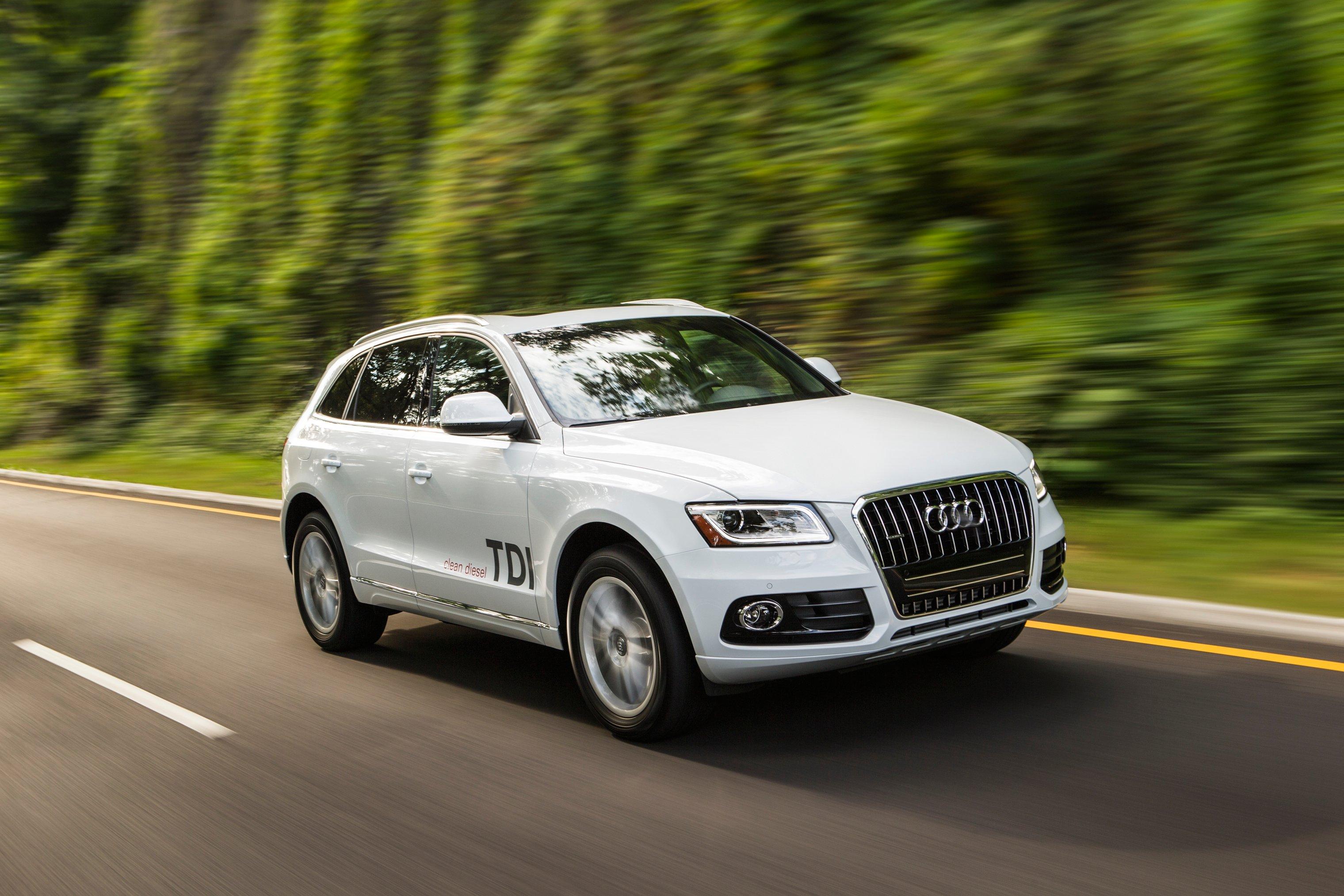 Audi Honolulu 2015 Audi Q5