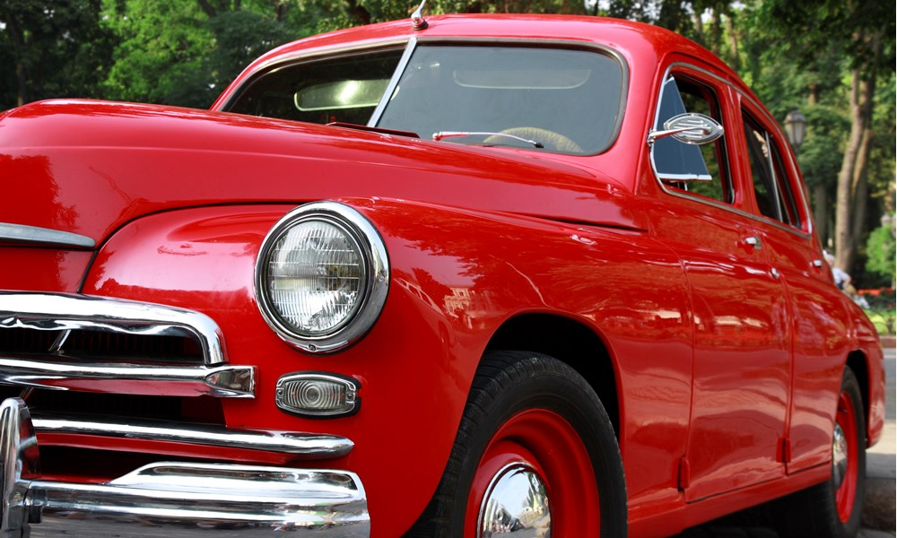 Raleigh Classic Car Auctions - Cool Cars: Where Are They Now?