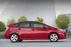 Toyota Prius Red