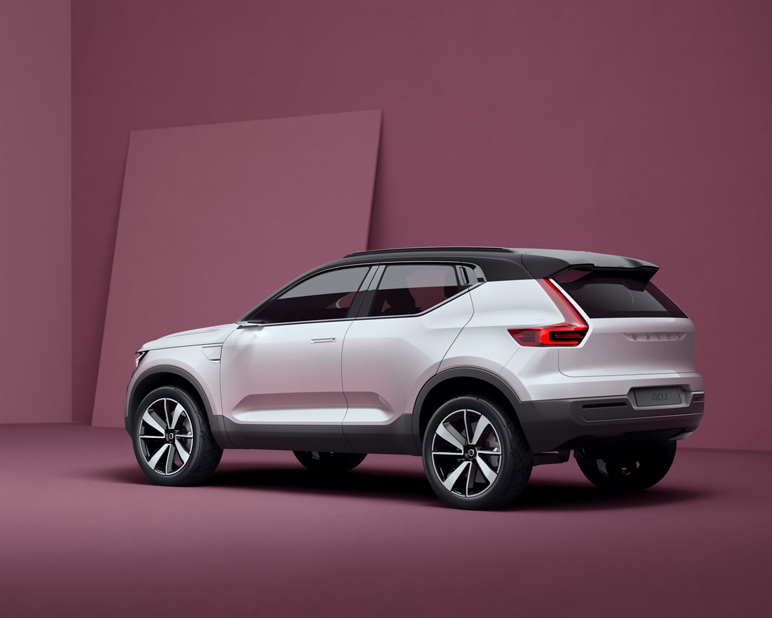 Those With An Eye For Fashion Should Take Note Volvo Has Announced That Its Stylish New Suv The Xc40 Will Go On In 2019 A Playful Color Palette