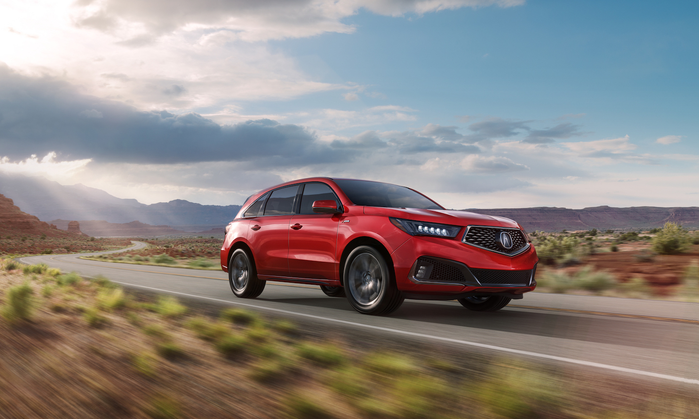 The 2019 Acura Power Roundup