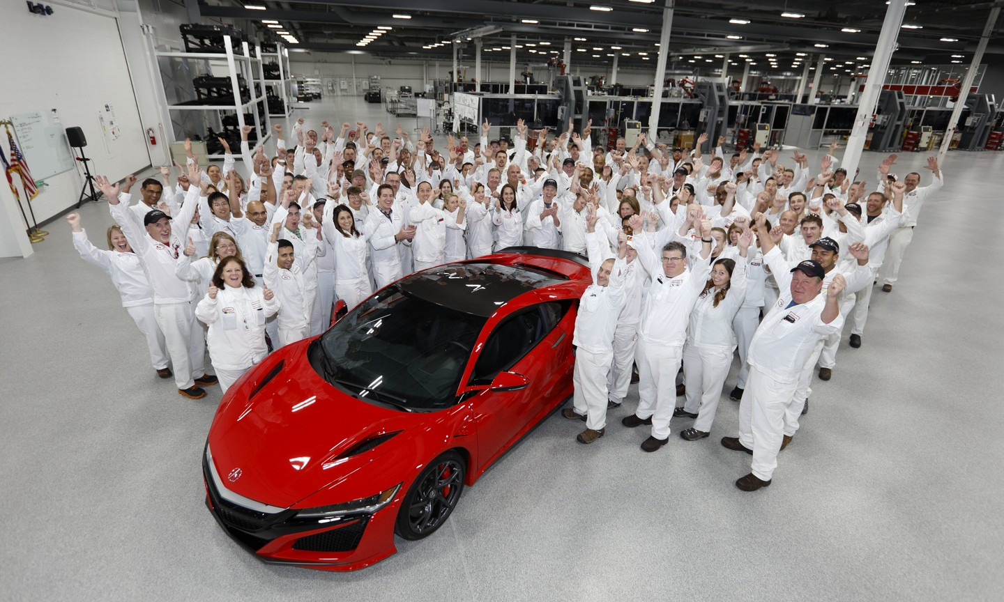 See How Acura Leads the Way in Manufacturing High-Quality ...