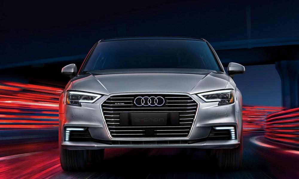 Audi North Miami - 2018 Audi A3 Sportback e-tron®
