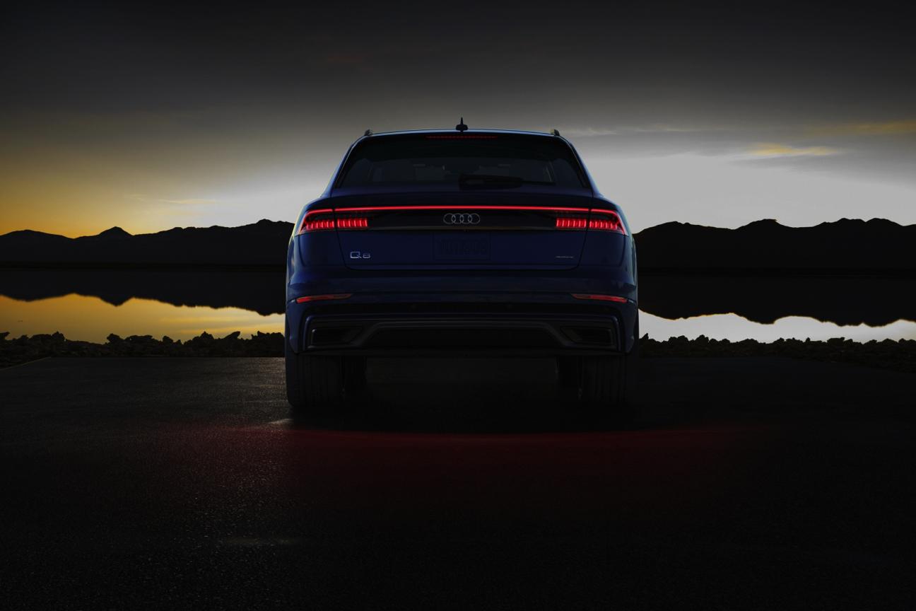 indiGO Auto Group – Desert European Motorcars Campus - 2019 Audi Q8