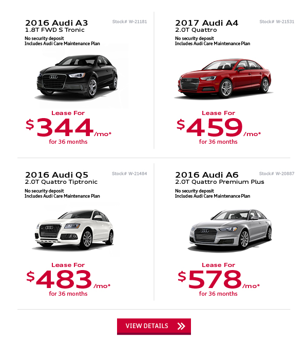 Audi Silver Spring The Audi Ready Test Drive Sales Event Is Here - Audi care plan