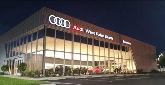 Summer of Audi Dealership