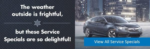 Honda Service