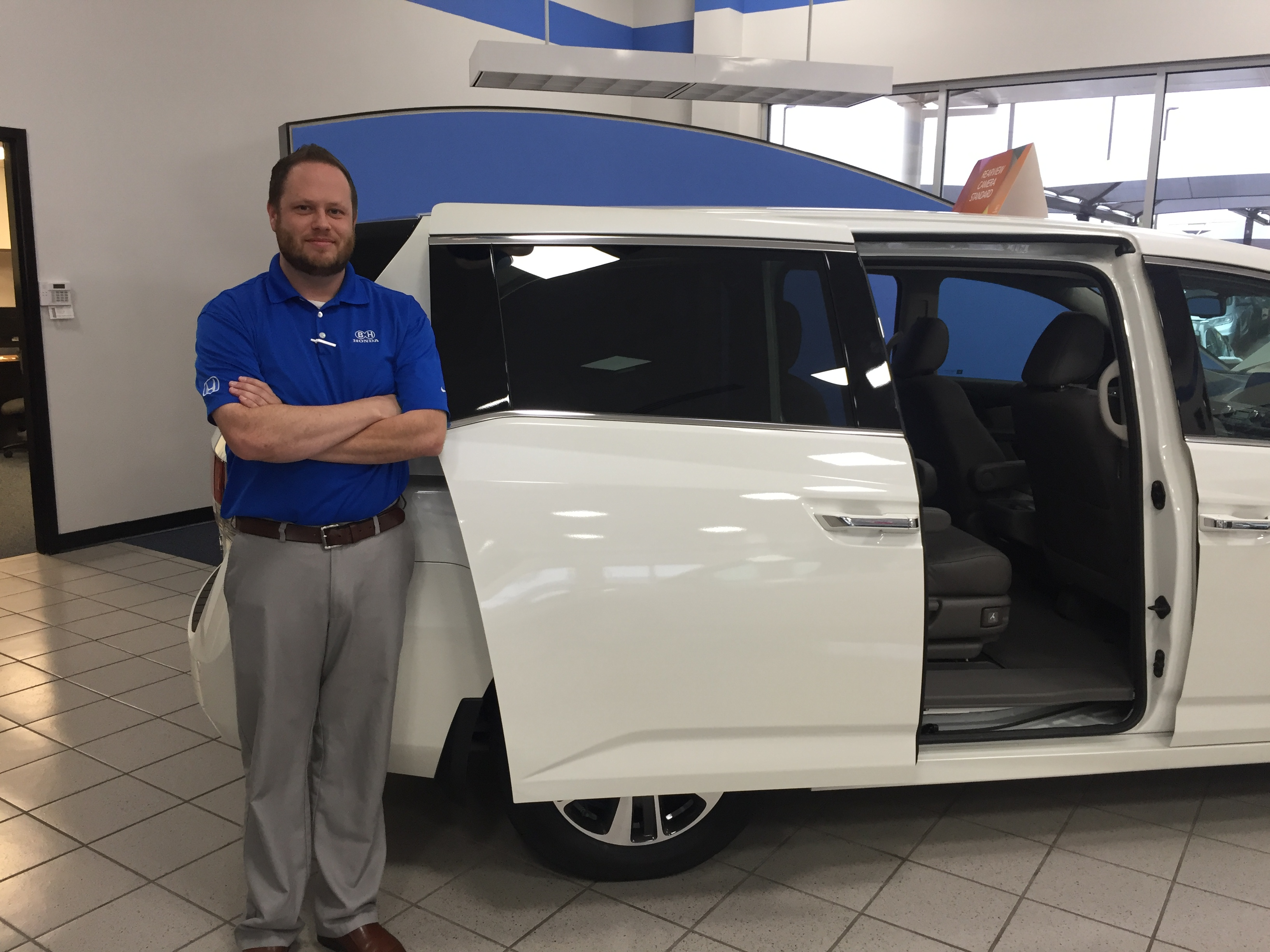 Bob Howard Honda >> Bob Howard Honda November Employee Spotlight Jeremy Cook