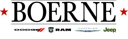 Boerne Dodge Chrysler Jeep Logo