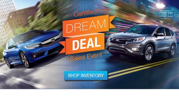 ASH Dream Deal Sales Event