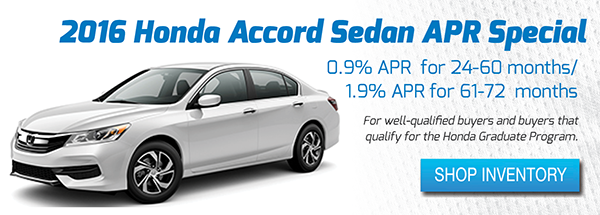 Accord APR special