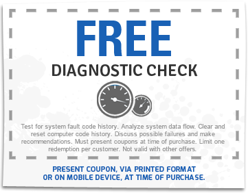 Free Diagnostic Check