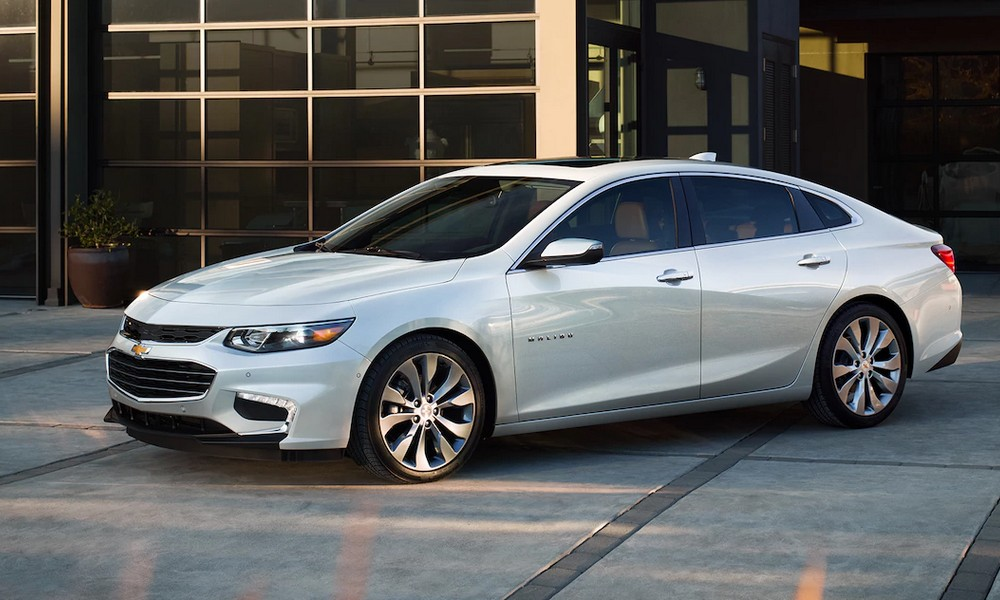 South Pointe Chevrolet - Two Chevrolet Models Named to 2017