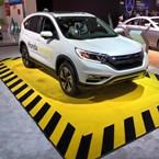 Honda Autoshow Image 1