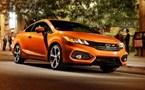 Orange Civic