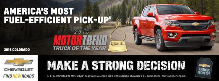 Doug Henry Chevrolet Ford Tarboro March Newsletter