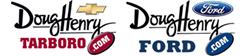 Doug Henry Chevrolet Ford Tarboro Logo