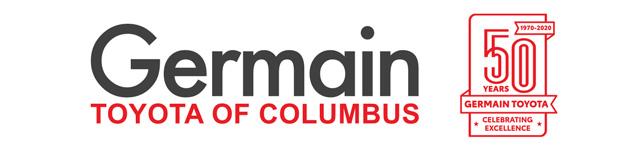 Germain Toyota of Columbus Logo