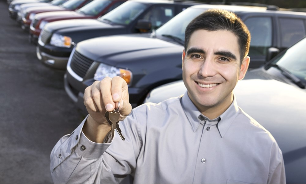 Becoming The Best Car Salesman