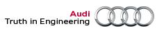 Fathers & Sons Audi Logo
