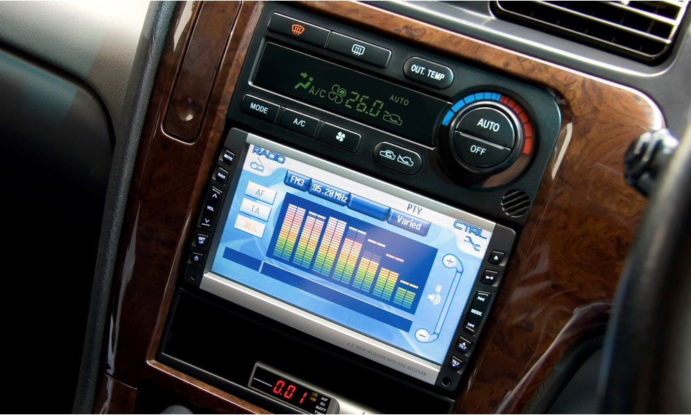 Tempe Dodge Chrysler Jeep Ram New And Cool Car Accessories - Cool car radios