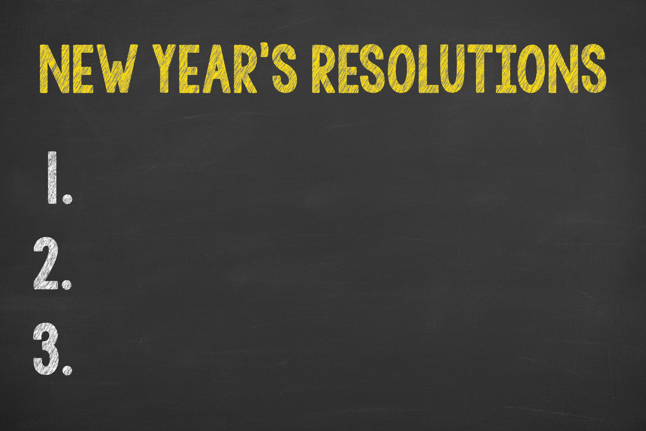 San Francisco Toyota - How to Set New Year's Resolutions ...