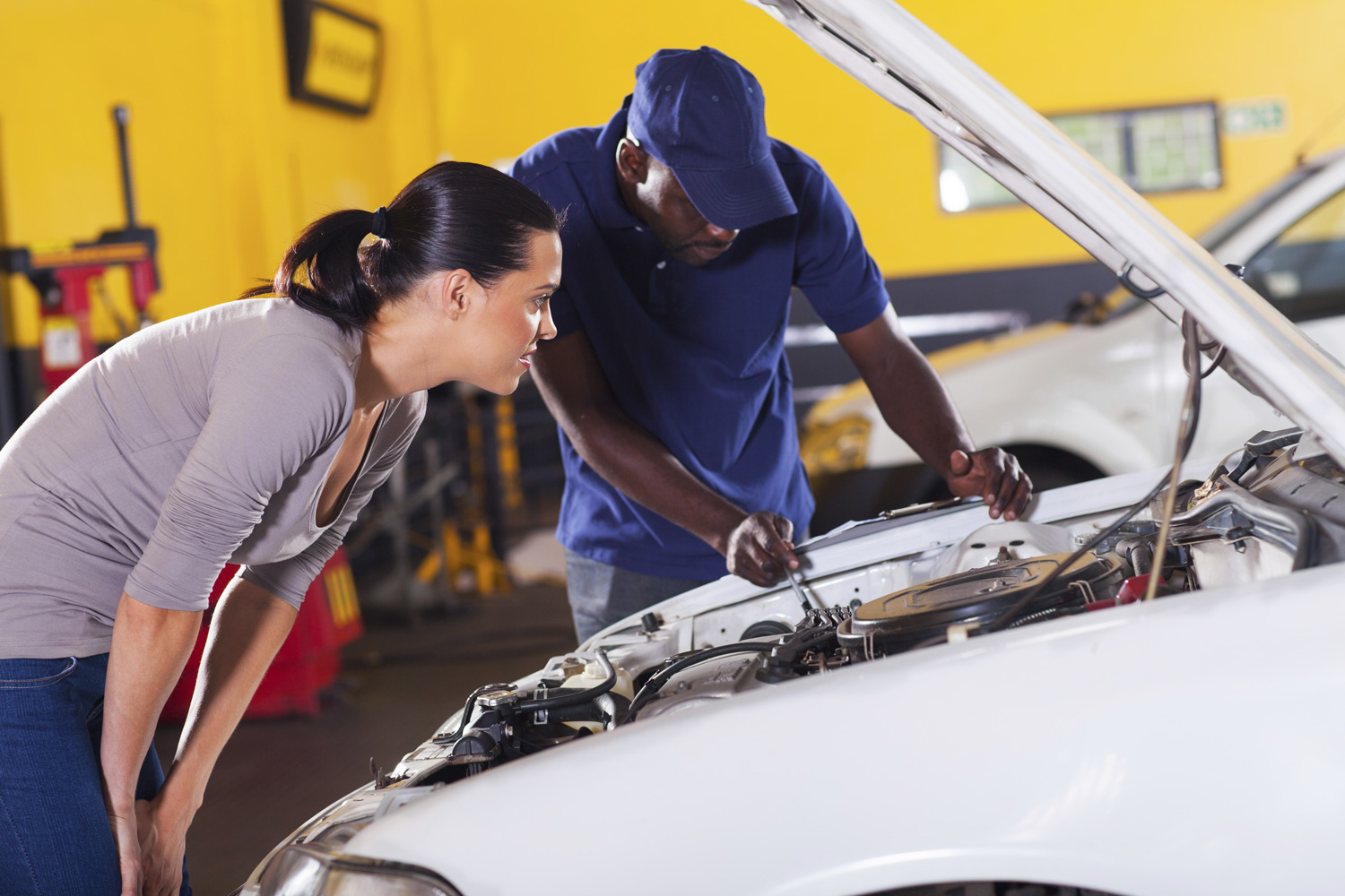 Tips to keep your high performance engine running smoothly for Mercedes benz of annapolis service