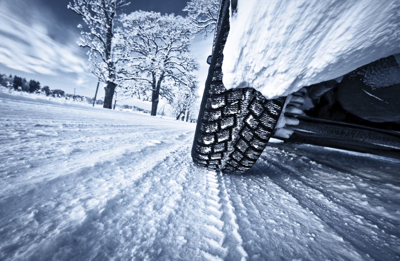 Lexus of Seattle - Tips for Driving on Snow and Ice