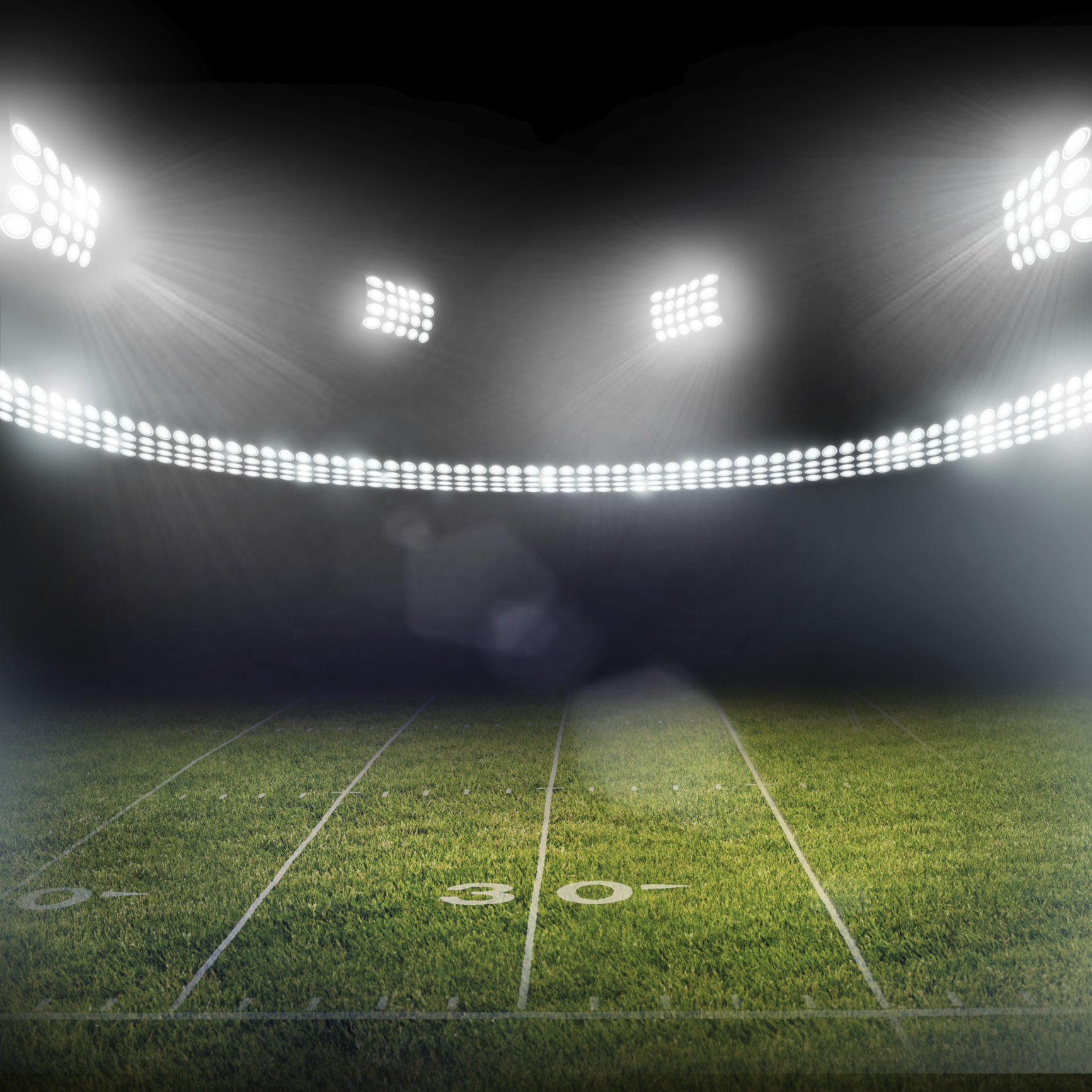 Football Stadium Night Lights: Hosting A Winning Super Bowl Party