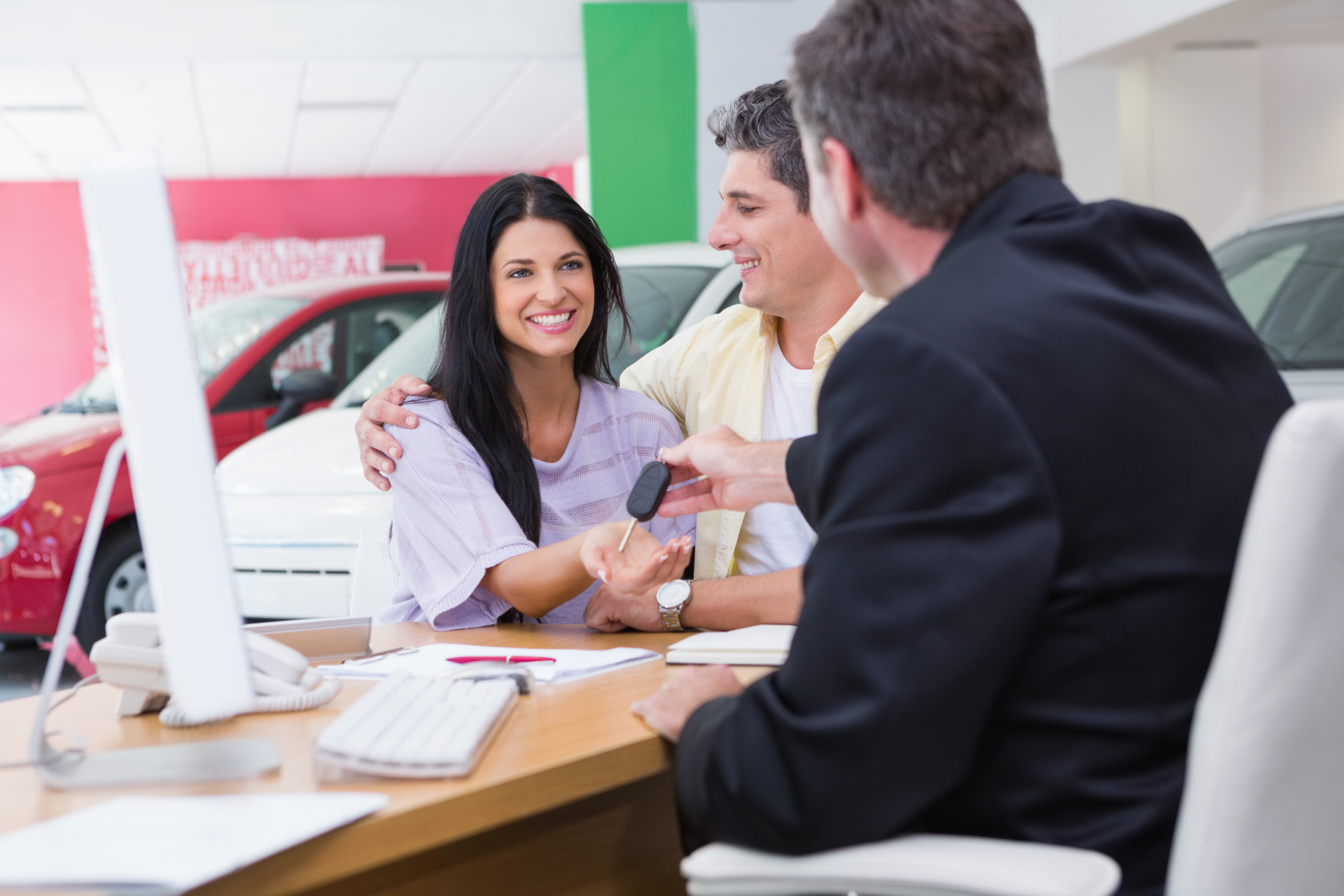 how to become a successful car salesman