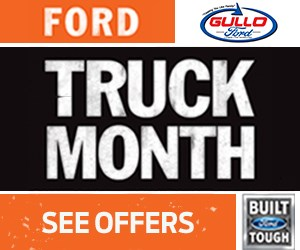 March is Ford Truck Month