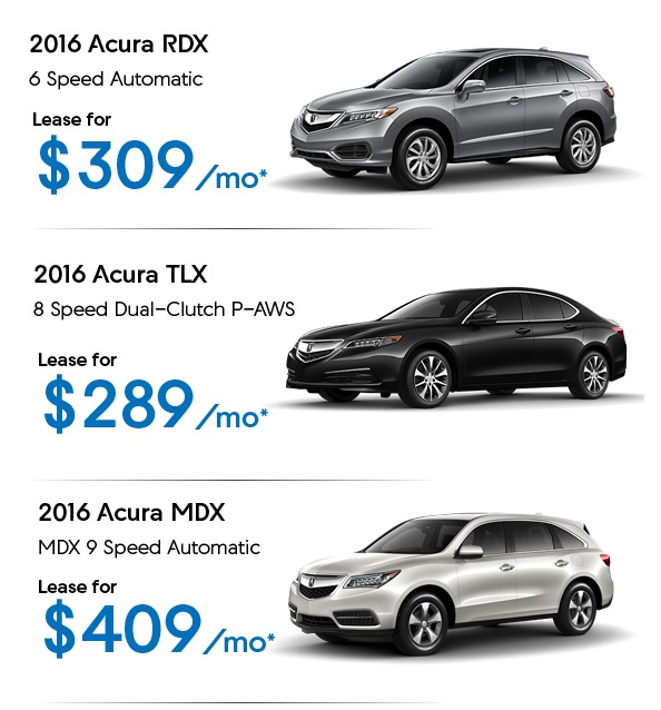 Acura Rdx Lease: Hall Automotive's Tent Event