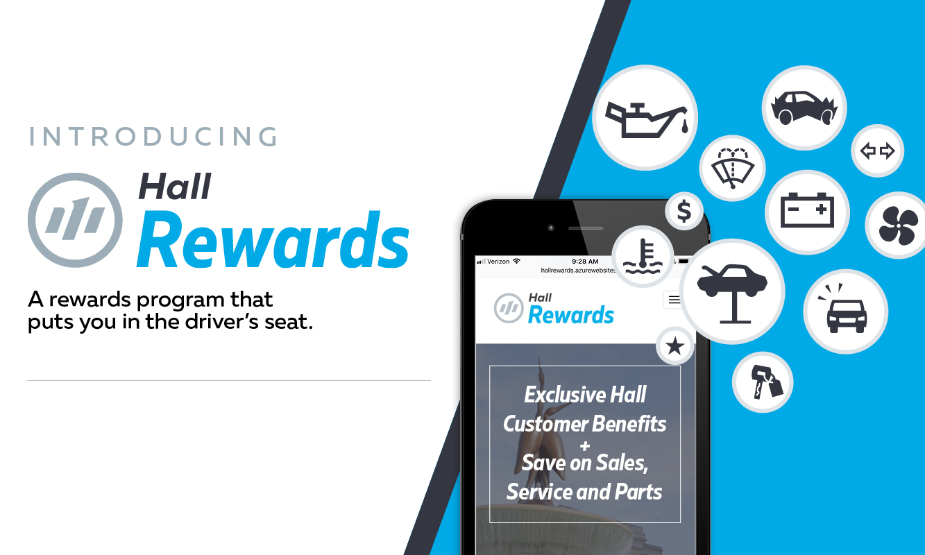 Hall Mazda Virginia Beach Introducing Hall Rewards - Mazda rewards