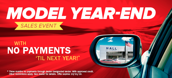 Hall Hyundai Newport News The Model Year End Sales Event