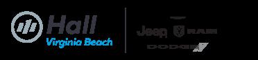 Hall Chrysler Dodge Jeep RAM Virginia Beach Logo